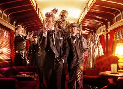 Watch Doctor Who Season 8 Episode 8 Online