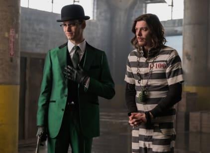 Watch Gotham Season 3 Episode 22 Online