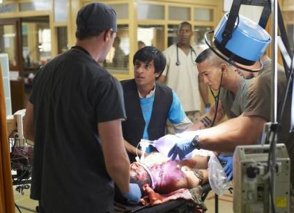 Watch Combat Hospital Season 1 Episode 9 Online