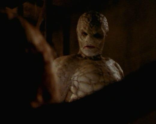 Machida - Buffy the Vampire Slayer Season 2 Episode 5