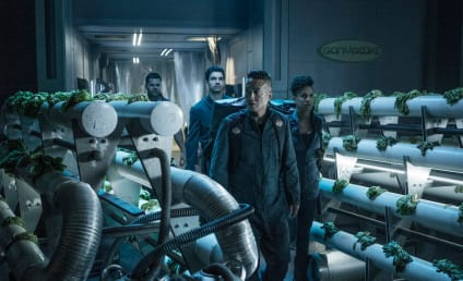 The Expanse Season 2 Episode 10 Review: Cascade