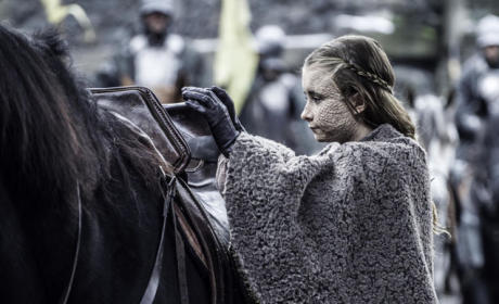 Shireen Rides - Game of Thrones Season 5 Episode 5