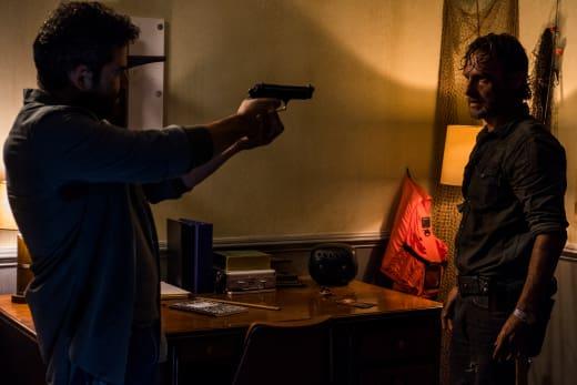 A Familiar Face - The Walking Dead Season 8 Episode 3