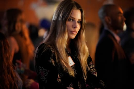 Chloe Broods with Gorgeous Hair - Lucifer Season 3 Episode 15