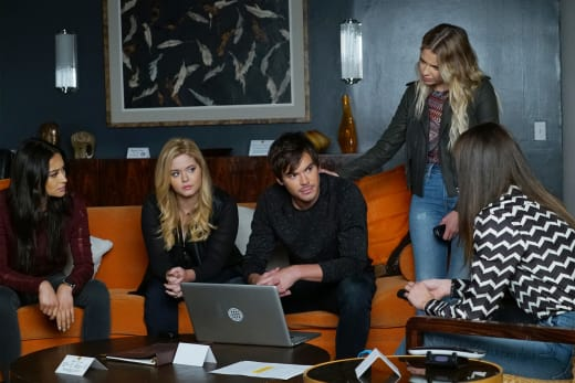 Planning a Wedding? - Pretty Little Liars Season 7 Episode 18