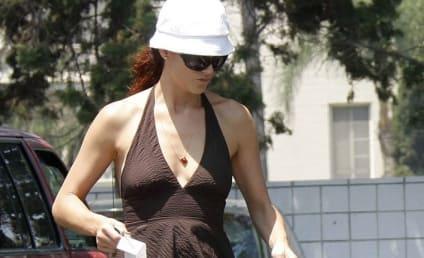 Kate Walsh: Fishing Hat? Check. Porsche? Check.