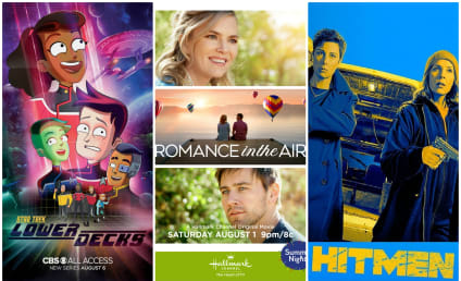 What to Watch: Romance In the Air, Lower Decks, Hitmen