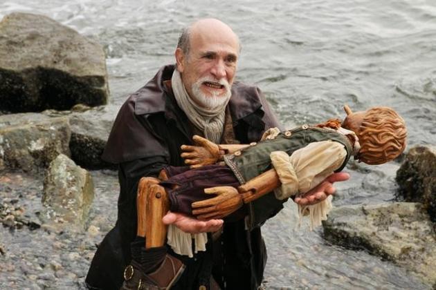 Tony Amendola as Geppetto