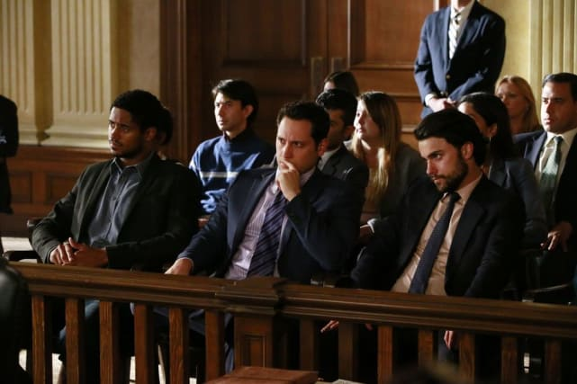 The keating 5 is tested how to get away with murder