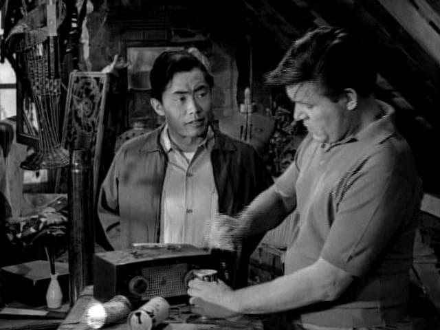 "The Twilight Zone - ""The Encounter"""
