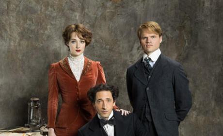 Houdini Portrait