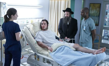 Nurses: NBC Pulls Anti-Semitic Episode From Their Streaming Platform