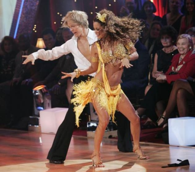 Brooke and Derek: Samba!