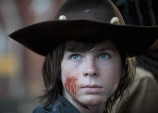 Carl on the Finale
