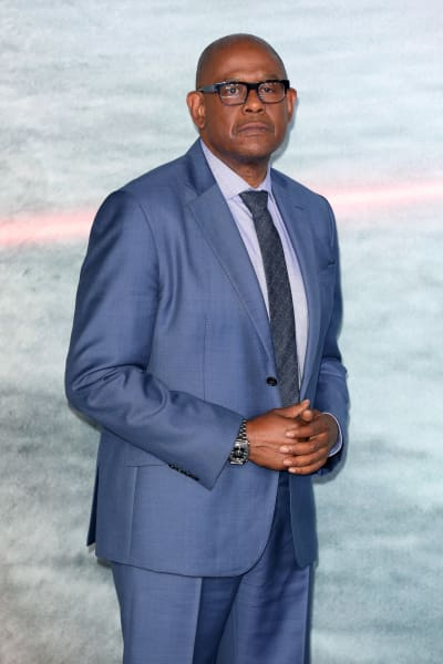 Forest Whitaker Attends Star Wars Event
