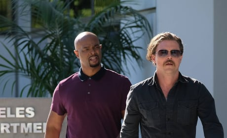 Let's Get to Work - Lethal Weapon Season 2 Episode 1