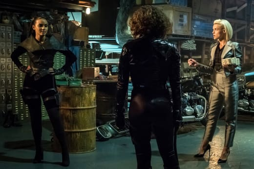 The Three Amigas - Gotham Season 4 Episode 7