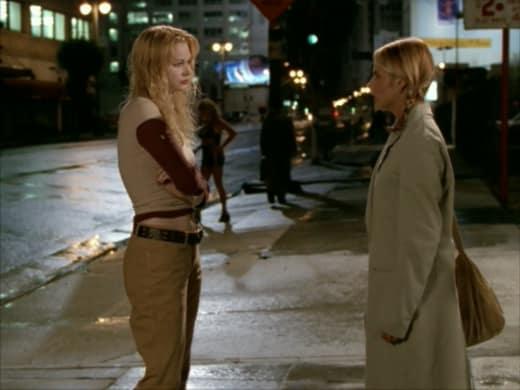 Familiar Face - Buffy the Vampire Slayer Season 3 Episode 1