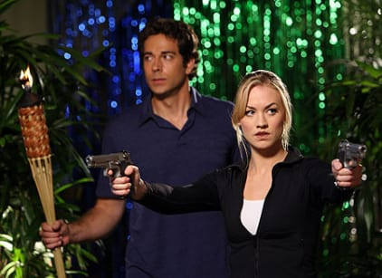 Watch Chuck Season 3 Episode 2 Online