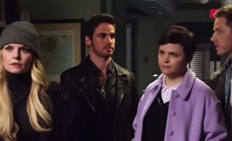 Scared in Storybrooke - Once Upon a Time