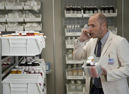 Watch Nurse Jackie Season 2 Episode 11 Online
