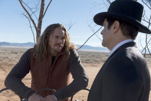 Joe Pays a Visit - Midnight, Texas Season 1 Episode 6