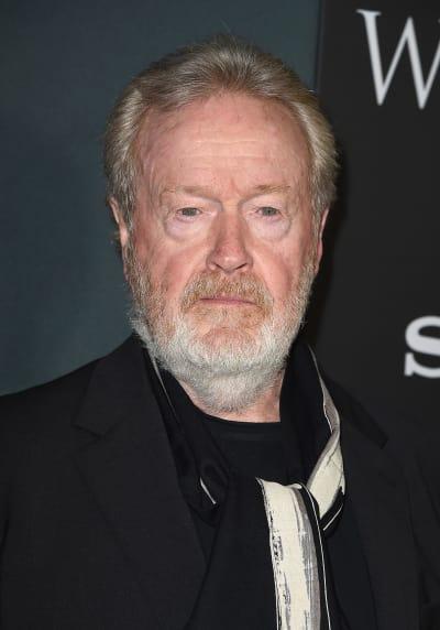 Ridley Scott Attends Movie Premiere