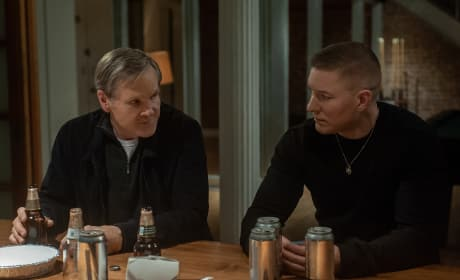Father and Son Drinks - Power Season 5 Episode 5