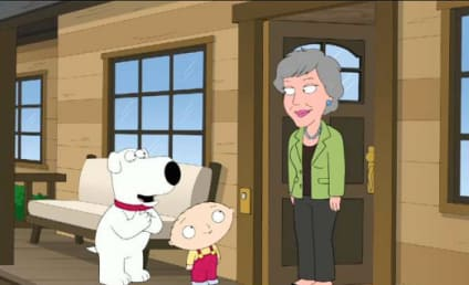 Family Guy Review: Wasting a Cialis