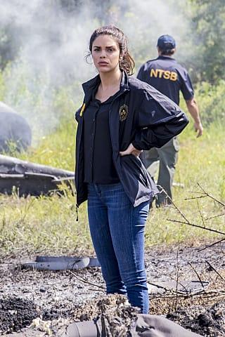New Agent Tammy Gregorio - NCIS: New Orleans Season 3 Episode 5