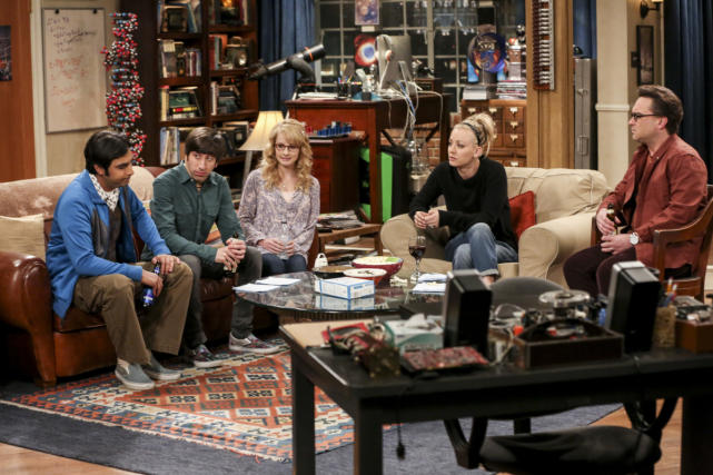 The Gang Gives Advice - The Big Bang Theory Season 10 Episode 16
