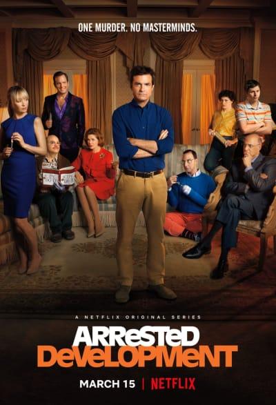 Arrested Development Season 5B Poster