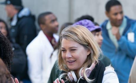 Director Ellen Pompeo - Grey's Anatomy Season 14 Episode 15