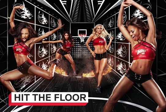 Hit the floor renewed for season 3 tv fanatic for Is hit the floor cancelled