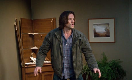 Sam's ready for anything - Supernatural Season 11 Episode 7
