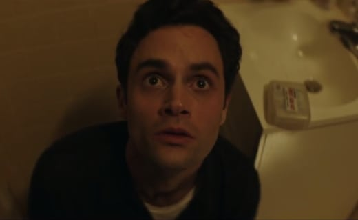 Joe Realizes He's Caught - YOU Season 1 Episode 9