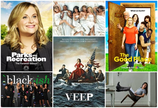 Comedies of the Decade