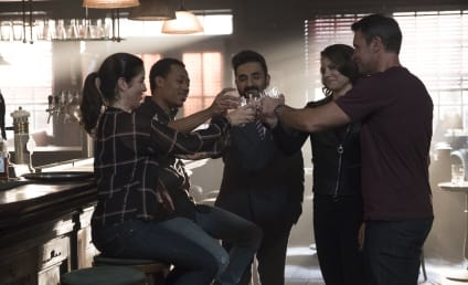 Whiskey Cavalier Season 1 Episode 3 Review: When in Rome