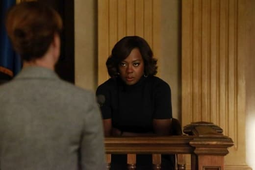 Annalise on the Stand - How to Get Away with Murder Season 2 Episode 2