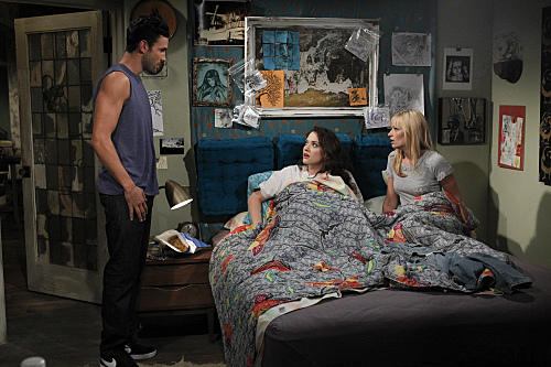 2 Broke Girls Scene
