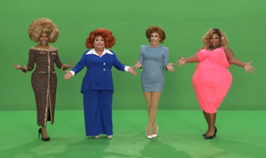 Rent-A-Queen - RuPaul's Drag Race All Stars Season 6 Episode 3