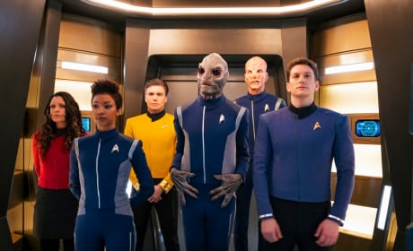 Star Trek Discovery Season 2: Trailer, Casting Scoop & MORE!!