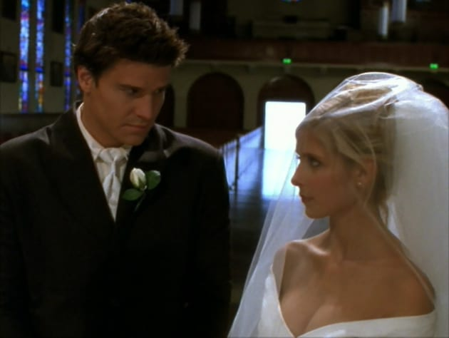 Wedding Day - Buffy the Vampire Slayer Season 3 Episode 20