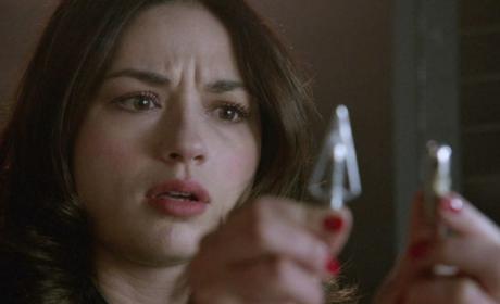 Alison on Teen Wolf