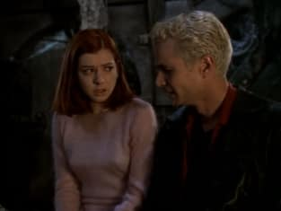Spike Breaks Down - Buffy the Vampire Slayer