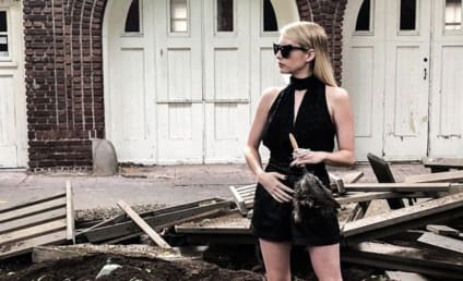 American Horror Story: Wait... Does Madison Destroy the Murder House?!