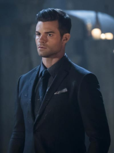 Elijah In Trouble? - The Originals Season 4 Episode 7