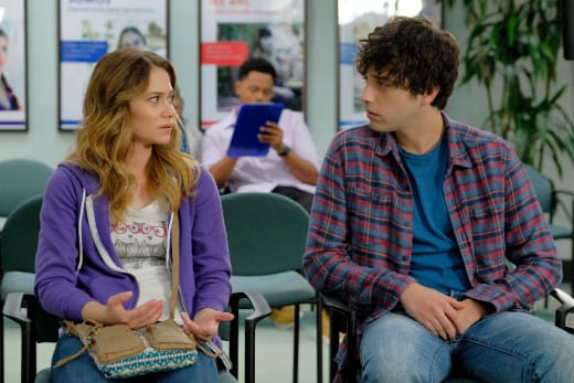 A Secret Between Friends - The Fosters Season 4 Episode 15