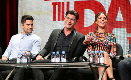 From Dusk Till Dawn Q&A: DJ Cotrona and Zane Holtz Talk Character Tension, Plenty More