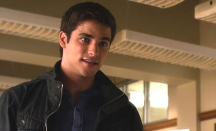 Brant Daugherty on Pretty Little Liars Character: Look Out, Aria!